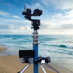 Buy cheap 9M Manual Pantilt Endzone Sports Video Camera Pole Camera from wholesalers