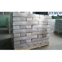 Buy cheap Aviation parts components EQ21, EZ33, EV31Magnesium alloy ingot Excellent Strength Stiffness Per Unit Weight from wholesalers