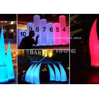Buy cheap inflatable LED lights Aero/Muse for event space lighting for corporate or social event from wholesalers