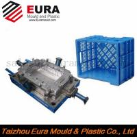 Buy cheap China injection storage fruit vegetable milk chicken bottle fish beer plastic crate mould from wholesalers
