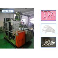 Buy cheap Automatic Stacking Hydraulic Injection Moulding Machine For Tooth Floss Sticks from wholesalers