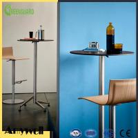 Buy cheap Amywell factory customized solid phenolic HPL compact modern bar table product