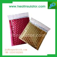 Buy cheap Colorful Heat Insulation Cold pack foil bubble fresh keeping mailing bag from wholesalers