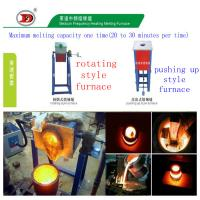 Buy cheap Medium frequency power supply induction melting furnace for sale from wholesalers
