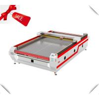 Buy cheap Auto Feeding CCD Camera Laser Cutter Engraver , Cnc CO2 Laser Cutting Machine from wholesalers