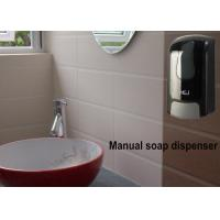 Hotel germ free soap dispenser , touchless soap dispenser wall mount 0.4ml Output