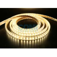 Buy cheap 6W / M 2835 IP67 Constant Current High Voltage LED Strip Light with Power Supply from wholesalers