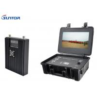 Buy cheap 5W Manpack Wireless COFDM Transmitter Real Time Video Transmission System product