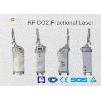 Buy cheap Fractional Laser Skin Resurfacing Machine 30W Output Power Continuous Mode from wholesalers