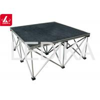 Buy cheap Modular Portable Folding Pop Up Stage Roof Systems Adjustable Platform For Hotel from wholesalers