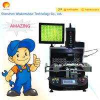 Buy cheap Automatic bga machine supplier WDS-650 with competitIve price infrared machine for laptop gpu vga chips repair from wholesalers