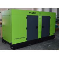 Buy cheap 160kw Diesel Generator Set With Italy PFT IVECO Engine DeepSea Controller from Wholesalers