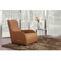 Buy cheap Fabric Modern Upholstered Chair , European Pu and Leather Office Sofa , Living room chairs from wholesalers