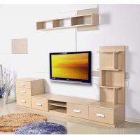Buy cheap Contemporary TV Stands With Drawer , Hanging Cabinet Wall Mounted TV Console from wholesalers