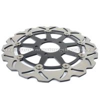 Buy cheap TL1000R Motorcycle Brake Disc Brake Rotor Kits SUZUKI TL1000S GSX 1400 Gold from wholesalers
