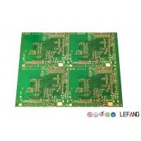 Buy cheap ISO/TS16949 Double Sided PCB 2 Layers FR - 4 Base For Automotive Electronics product
