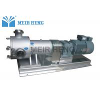 Buy cheap Low Grind Sanitary Food Grade High Temperature Electric Drive Pump For Juice from wholesalers