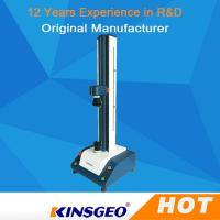 Buy cheap 10kg Capacity Adhesive Tape Peel Adhesion Test Equipment for Tensile Strength Test from wholesalers