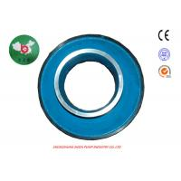 Buy cheap Industrial Throatbush A05 Sand Pump Parts  Blue / Yellow E4083 Wear Resistant from wholesalers