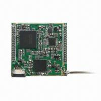 Buy cheap ISDB-T Receiver Module with Full/1 SEG ARIB Standard for Car and Portable System  from wholesalers