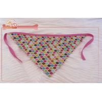 Buy cheap Non Adjustable Kerchief Dog Bandana Size s To l In Tie Style puppy accessories from wholesalers