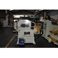 Buy cheap High Speed Roller Feeder Sheet Metal Decoiler High Precision Stamping Automatic from wholesalers