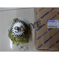 Buy cheap water pump 6251-61-1101 for komatsu pc450-8 excavator from wholesalers
