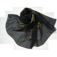 Buy cheap Shiny Thread Knitted Silk Scarf (HP-C1618) from wholesalers