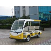 Buy cheap 48V  Battery Powered 8 Seater Electric Car , Street Legal Electric Carts Comfortable from wholesalers