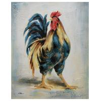Buy cheap contemporary modern animal oil painting from wholesalers