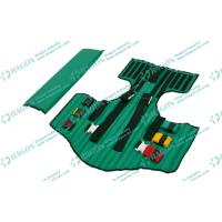 Buy cheap Small size Ambulance Stretcher with Carry Bag for rib injured , pediatric stretcher from wholesalers