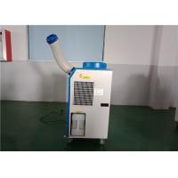 Buy cheap Floor Standing Spot Cooling Units Fully Rotary Compressor For Factory Workstation from wholesalers
