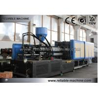 Buy cheap PP PE PVC PET PS Injection Molding Machine For Pipe Fitting 68 - 1680T from wholesalers