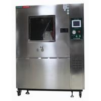 China 500L Vehicle Sand Dust Test Chamber with LCD Touch Screen Controller TEMI880 on sale