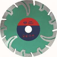 Buy cheap Portable Segmented Diamond Stone Cutting Saw Blades  Protective Teeth  Marble Cutting from wholesalers
