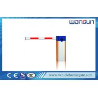 Buy cheap AC110V / 220V Automatic Vehicle Barrier Gate For Highway Toll System from wholesalers