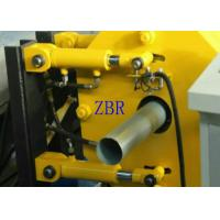 Buy cheap 4M Run Out Table Downspout Roll Forming Machine For Wall Cladding Contruction Material product