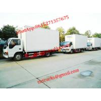 Buy cheap ISUZU Refrigerator Van Truck Refrigerator Wagon Cell: 0086 152 7135 7675 from wholesalers