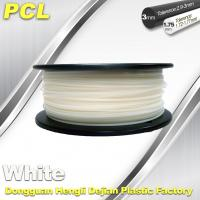 Buy cheap Low Temperature Filament , PCL fFilament , 0.5kg/ roll ,1.75 /3.0mm. product