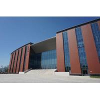 Buy cheap Architectural Exterior Wall Cladding Facade Systems , Rainscreen Cladding Systems from wholesalers