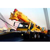 Buy cheap 40% Gradeability XCMG Truck Crane QY35K5 35 Ton 6m Span 54.6m Lifting Height from wholesalers