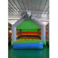 Buy cheap Portable Outdoor Games Inflatable Giant Bouncy Castles For Kids And Adults from Wholesalers