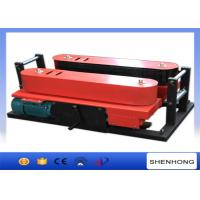 Buy cheap 6M / Min DSJ-180 Underground Cable Pulling Winch Machine With Electric Engine 220V / 380V from wholesalers