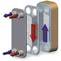 Buy cheap Stainless Steel AISI 316 L, 304,Ti, SMO Plate Heat Exchanger Brazed type and Gasketed type from wholesalers