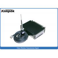 Buy cheap High Power 30W Wireless Data Radio FSK Modulation Long Distance RS232 / TTL from wholesalers