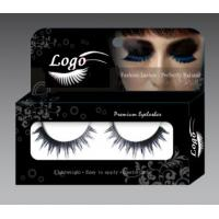 Buy cheap Waterproof Synthetic Natural False Eyelashes For Asian Eyes , Tip Mellow from wholesalers