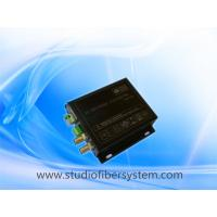 Buy cheap 3GSDI fiber converters for 1CH full HD1080P 60HZ SDI and 1 RS485/RS232/RS422  transmission in a fiber ,no delay from wholesalers