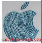 Buy cheap iron on motifs transfer heat transfer strass motifs from wholesalers
