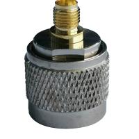 Buy cheap N Male RF Coaxial Connectors To SMA Female RF Coaxial Straight Connector Adaptor from wholesalers