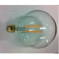 Buy cheap 2700K Dimmable Antique Filament Light Bulbs Energy Saving G125 from wholesalers